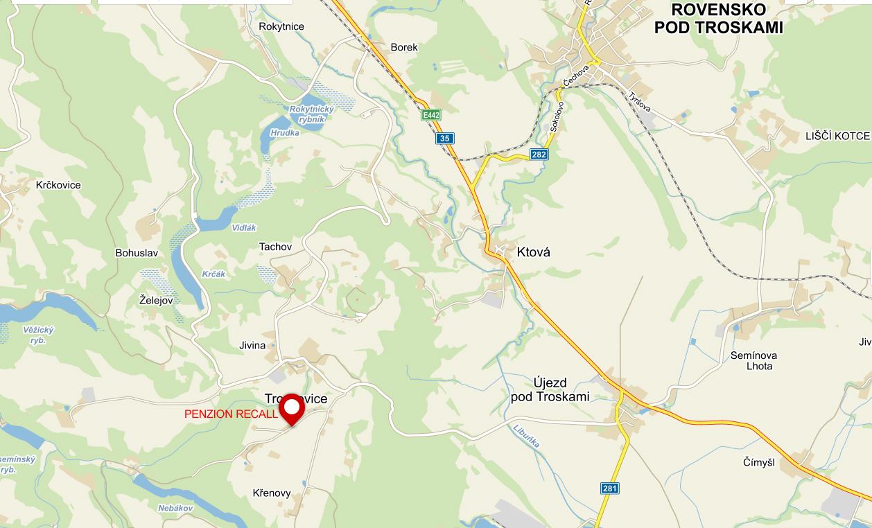 penzion-recall-ubytovani-cesky-raj-mapa